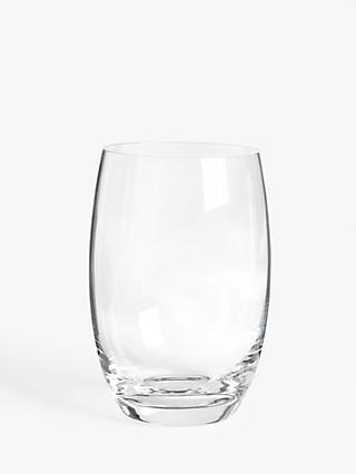 John Lewis & Partners Highball Gin Glass, Set of 4, 400ml, Clear
