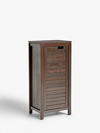 John Lewis & Partners Bali Single Towel Cupboard