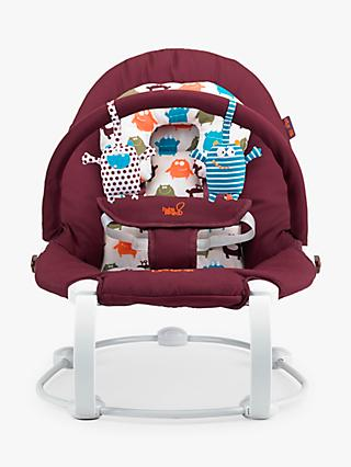 BabaBing! Lobo2 Two Position Baby Bouncer, Multi