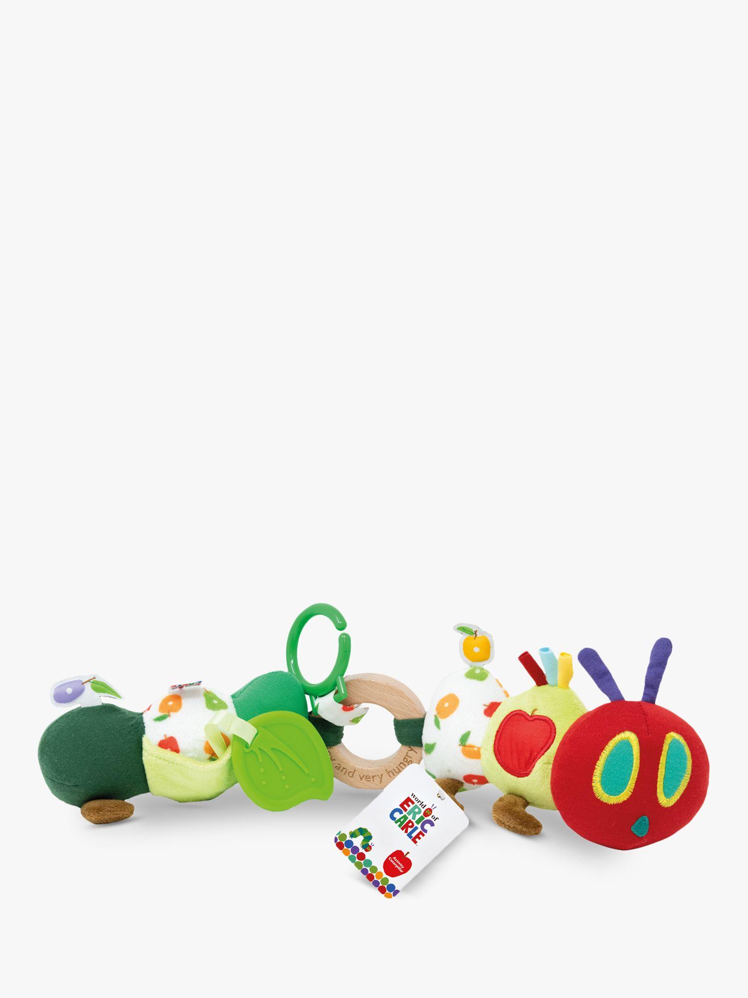 Rainbow Designs Very Hungry Caterpillar Tiny Caterpillar Activity Toy