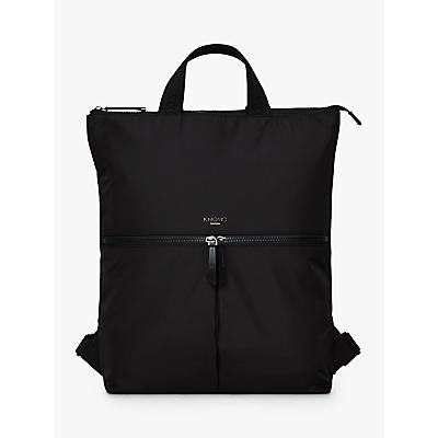 Image of Knomo Reykjavik Backpack / Tote 15 Laptops, Black