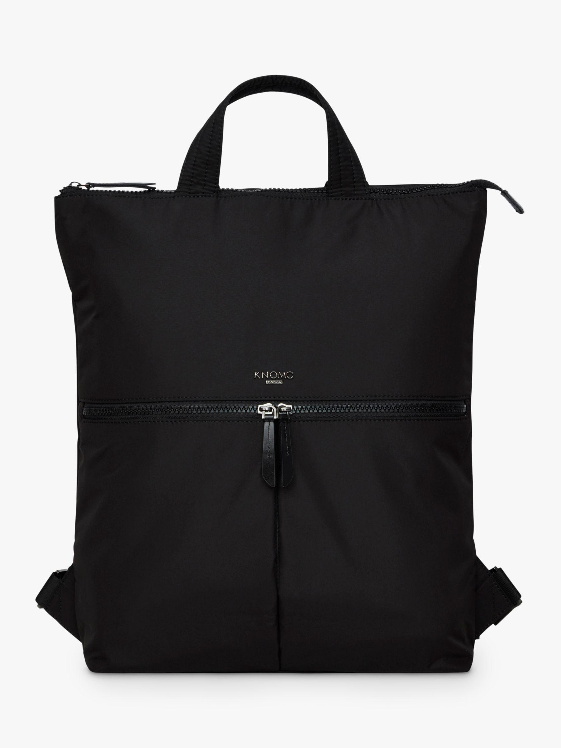 Knomo Knomo Reykjavik Backpack / Tote 15 Laptops, Black