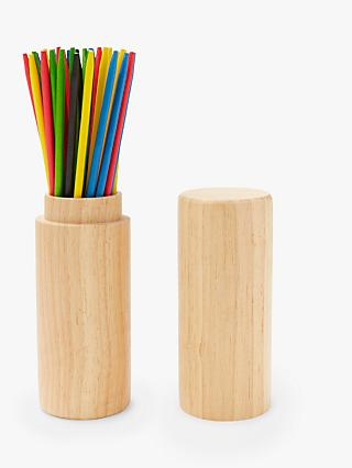 John Lewis & Partners Wooden Pick Up Sticks Game
