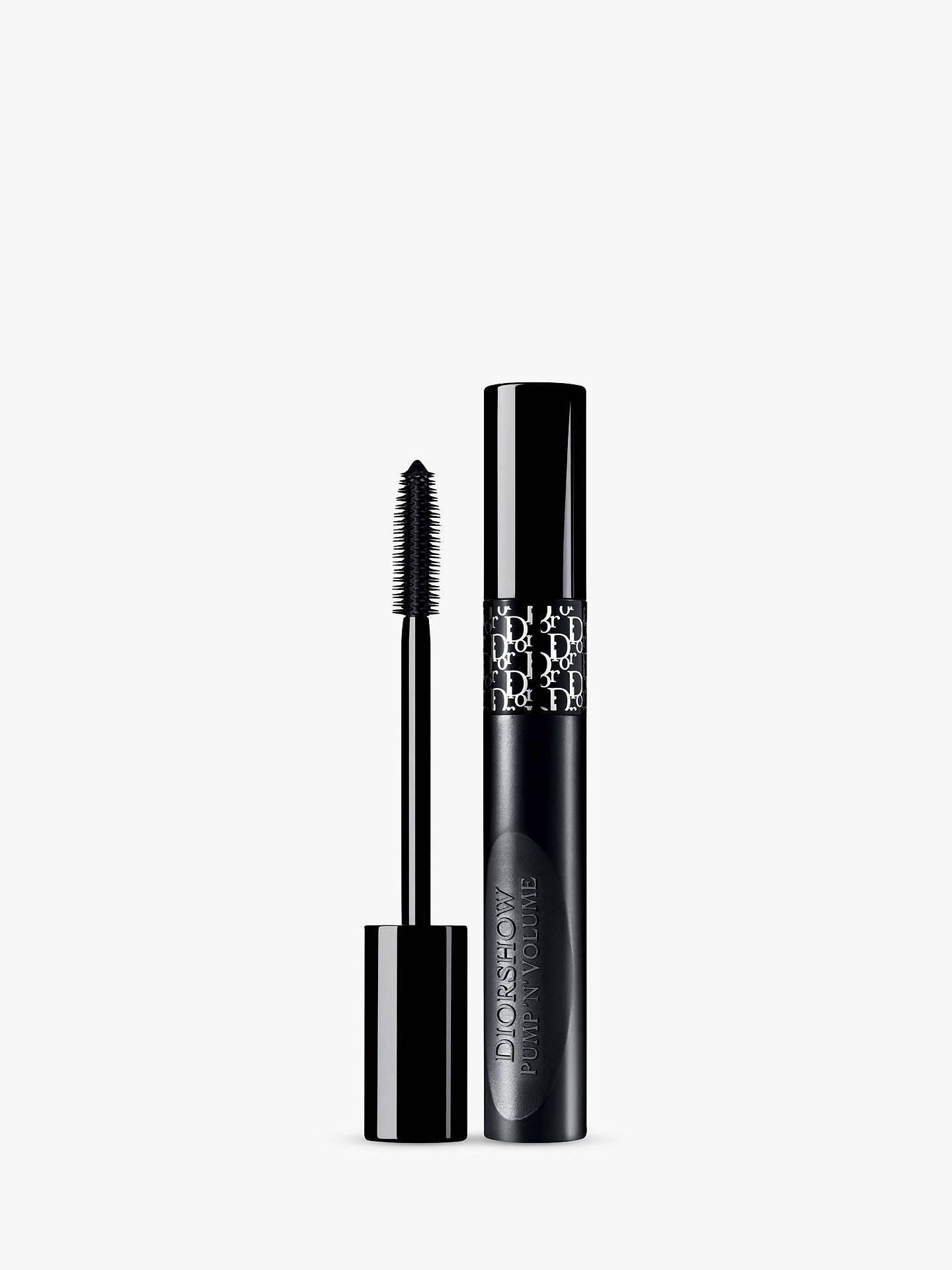 61b052107ba Buy Dior Diorshow Pump 'N' Volume HD Mascara, 090 Black Online at johnlewis  ...