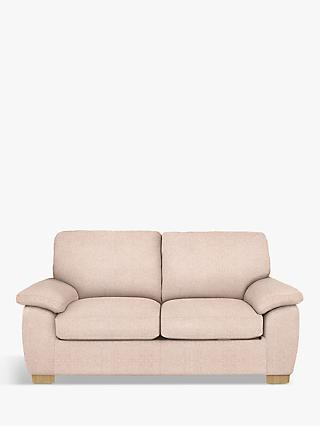 John Lewis & Partners Camden Medium 2 Seater Sofa, Light Leg