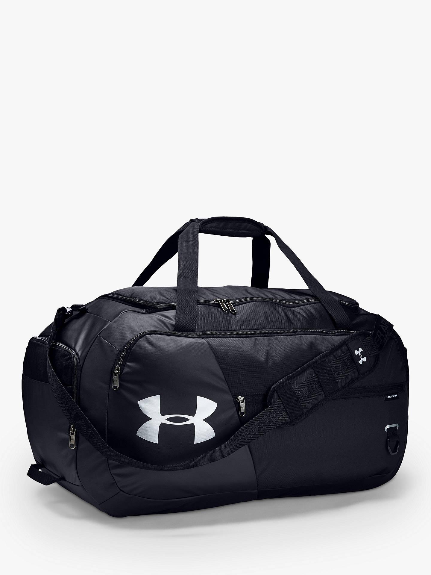 135ec954b77e Under Armour Undeniable 3.0 Duffel Bag, Large, Black