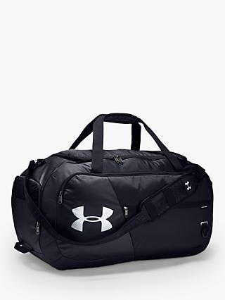 Under Armour Undeniable 3.0 Duffel Bag, Large, Black