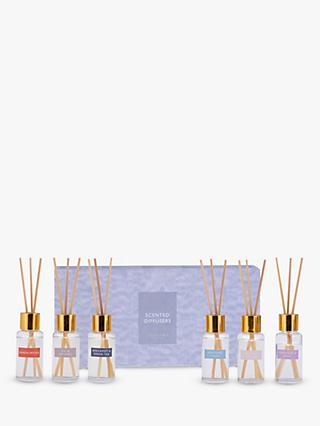 John Lewis & Partners Mini Reed Diffusers Gift Set