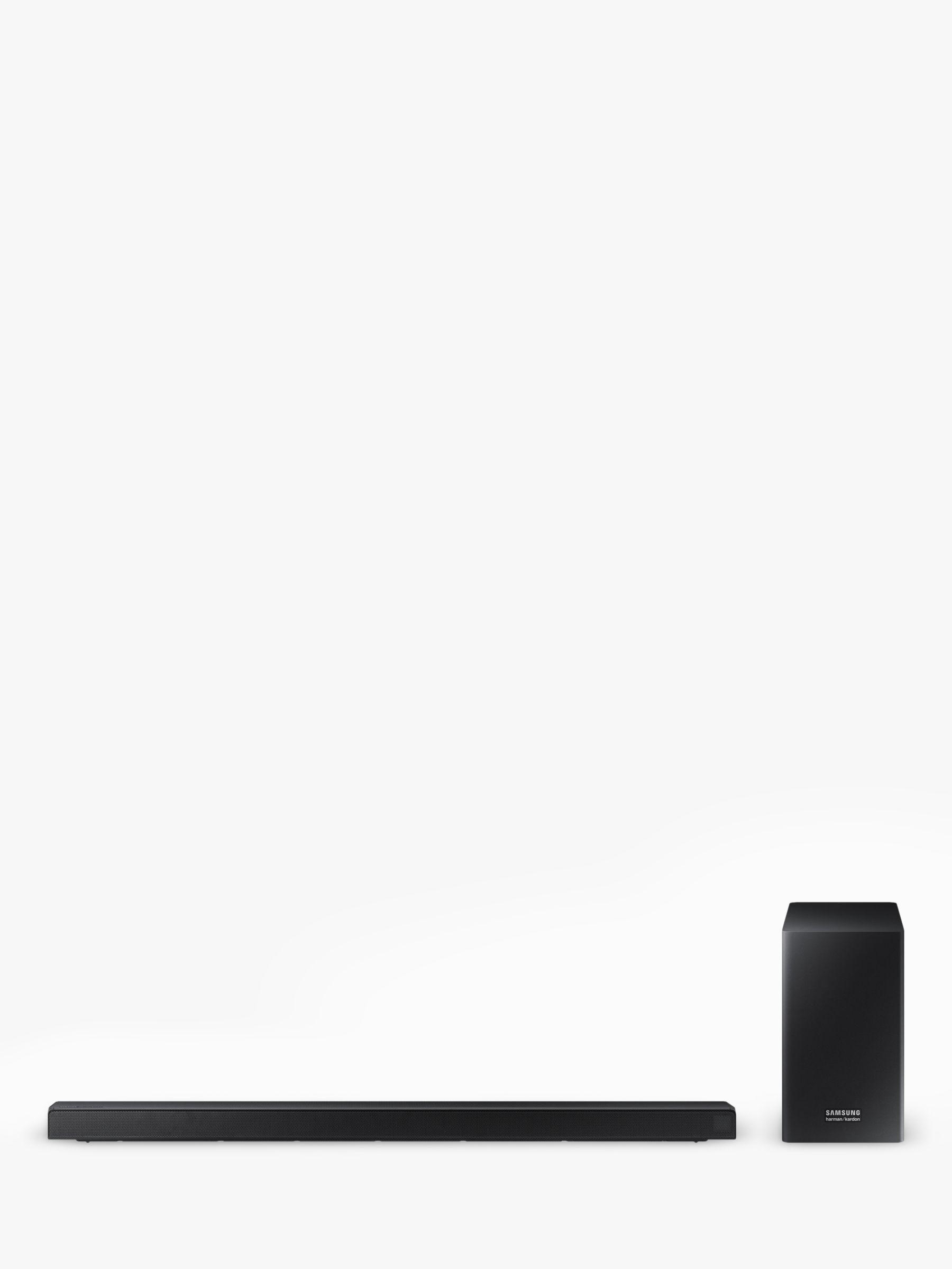 Samsung Samsung harman/kardon HW-Q60R Bluetooth Cinematic Sound Bar with Wireless Subwoofer