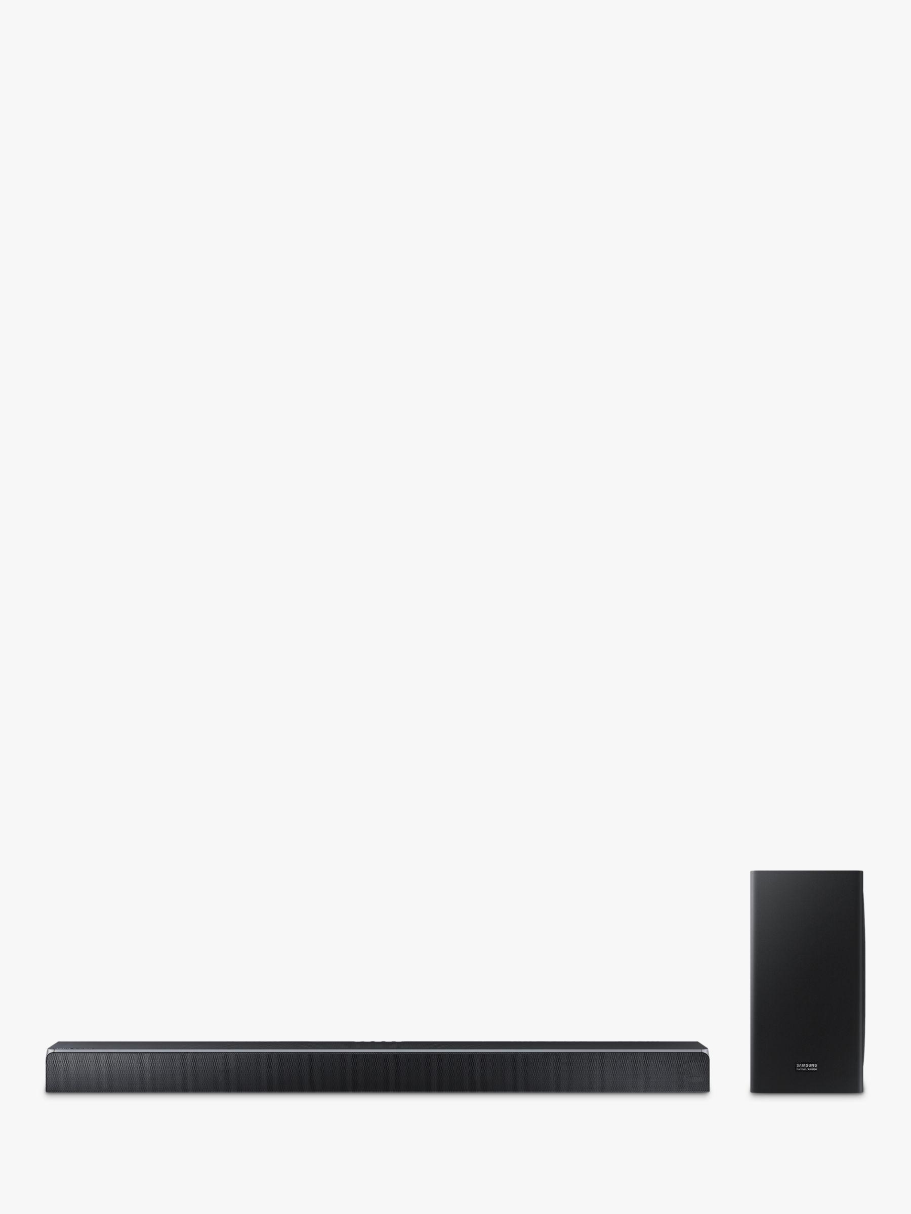 Samsung Samsung harman/kardon HW-Q80R Bluetooth Wi-Fi Cinematic Sound Bar with Dolby Atmos & Wireless Subwoofer