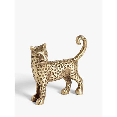 John Lewis & Partners Leopard Ring Holder
