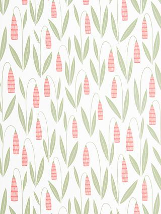 MissPrint Snowdrops Wallpaper