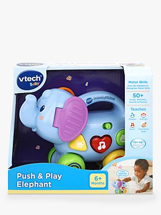 VTech Baby Pull And Play Elephant