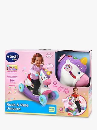 VTech Baby Rock and Ride Unicorn