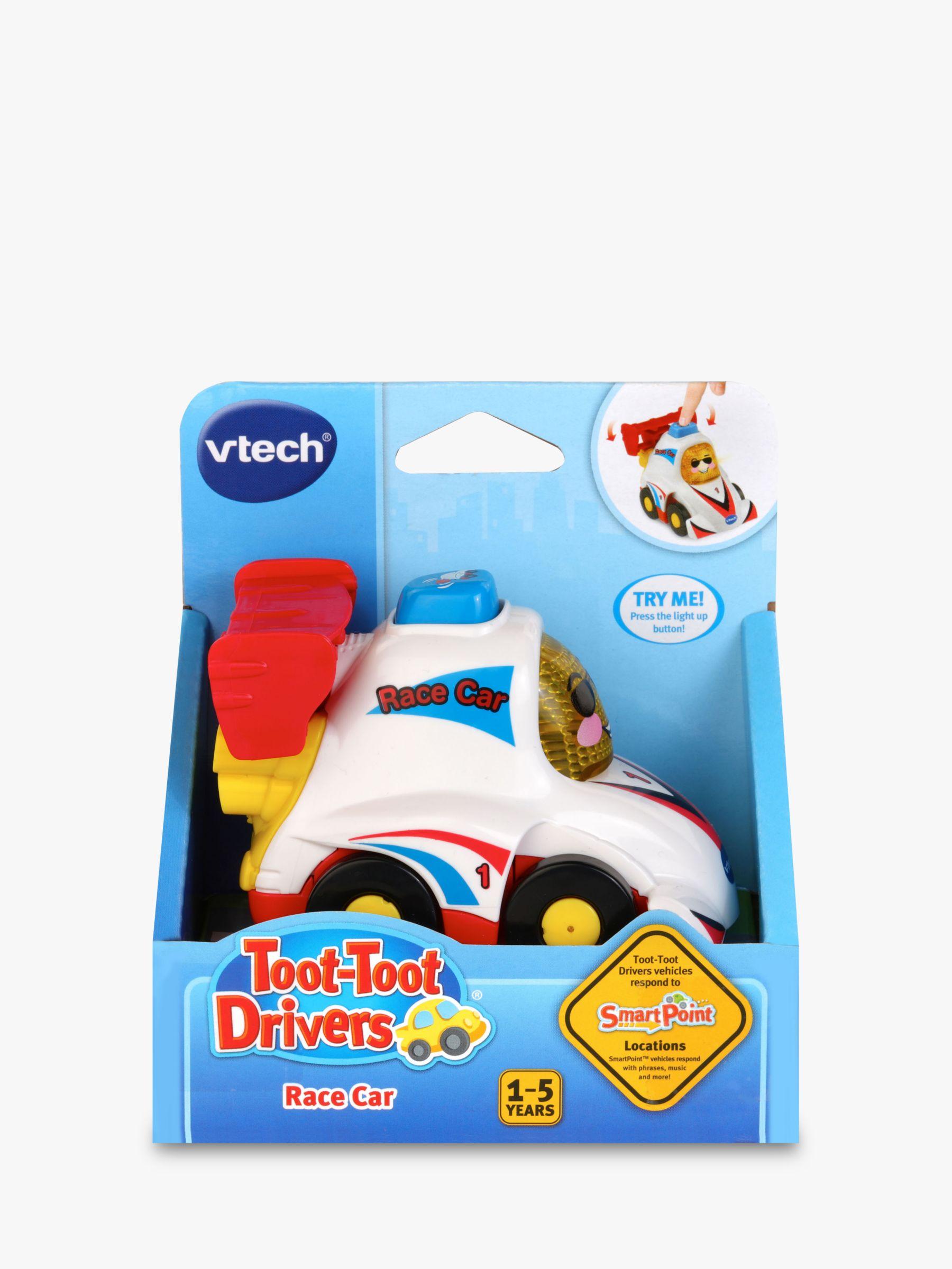 Vtech VTech Toot-Toot Drivers Race Car