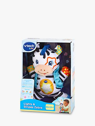 VTech Baby Lights and Stripes Zebra