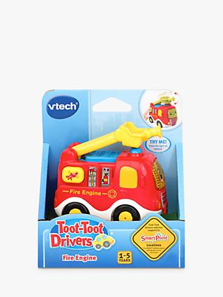 VTech Toot-Toot Drivers Fire Engine