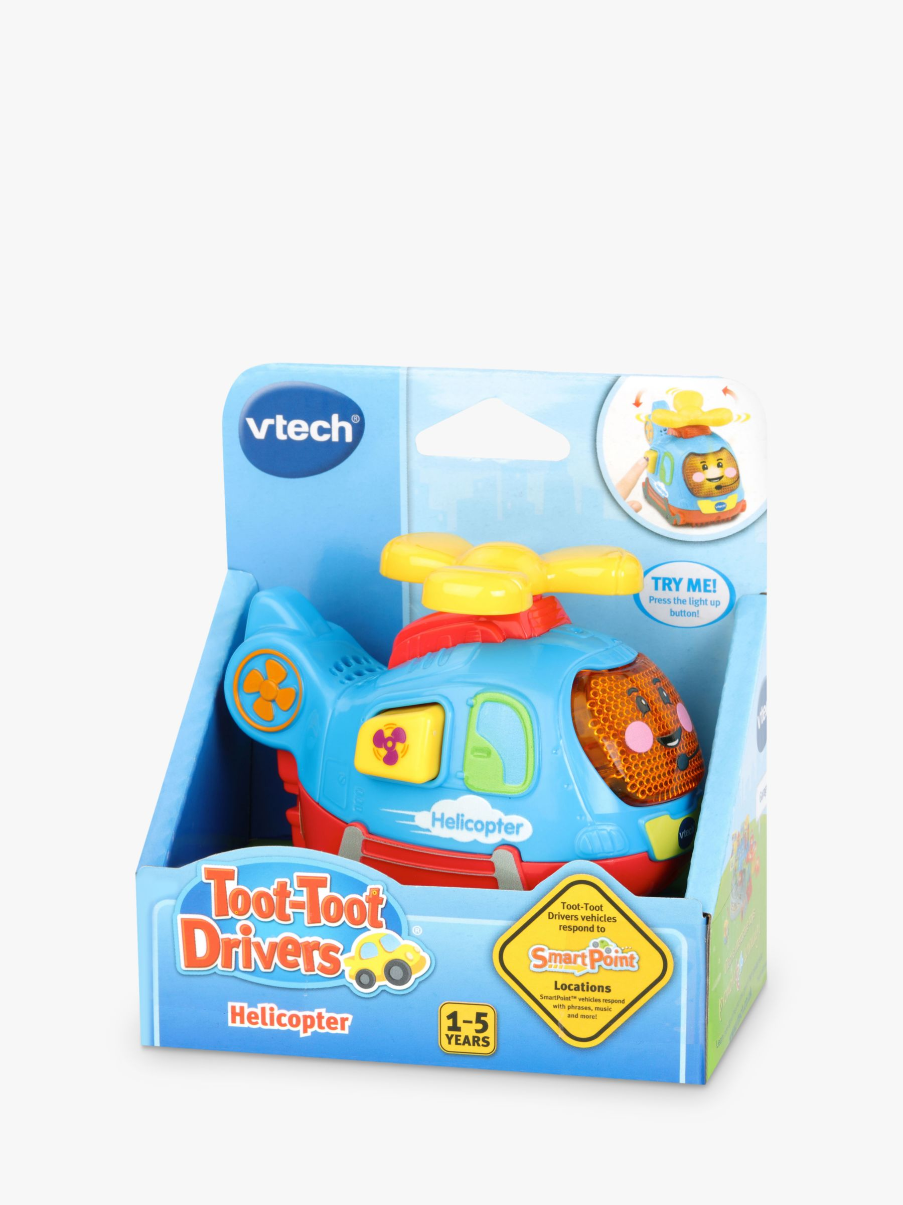 Vtech VTech Toot-Toot Drivers Helicopter