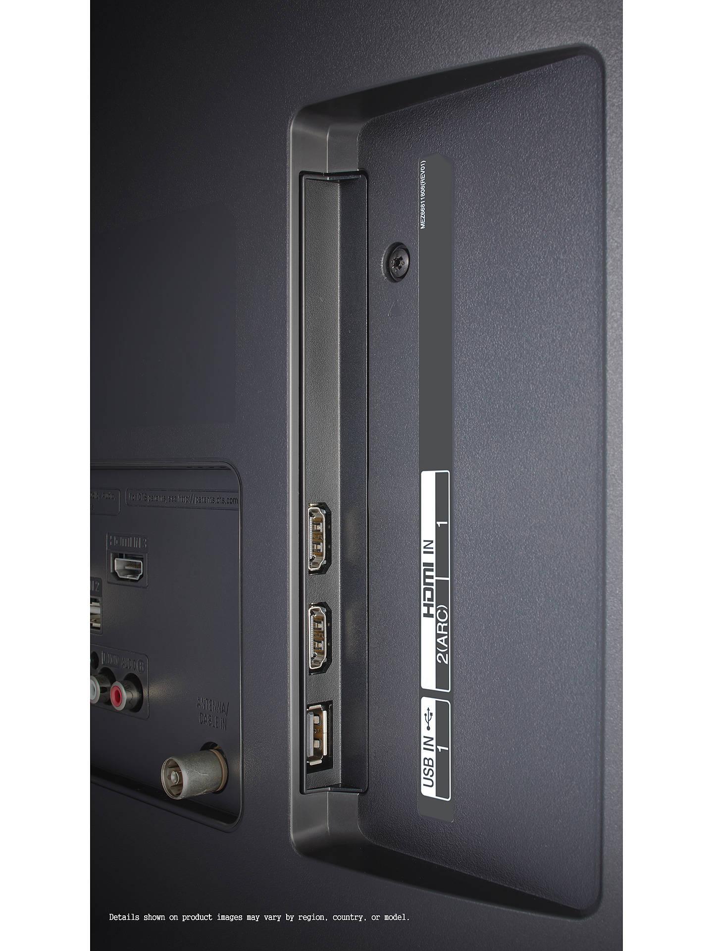 LG 43UM7400PLB (2019) LED HDR 4K Ultra HD Smart TV, 43