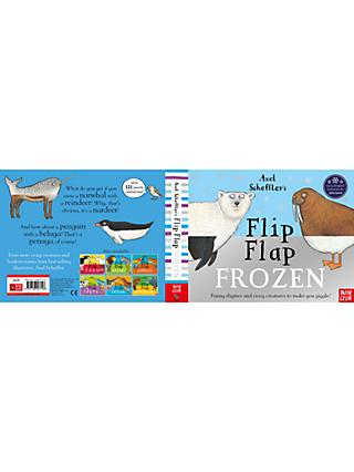Flip Flap Frozen Children's Book