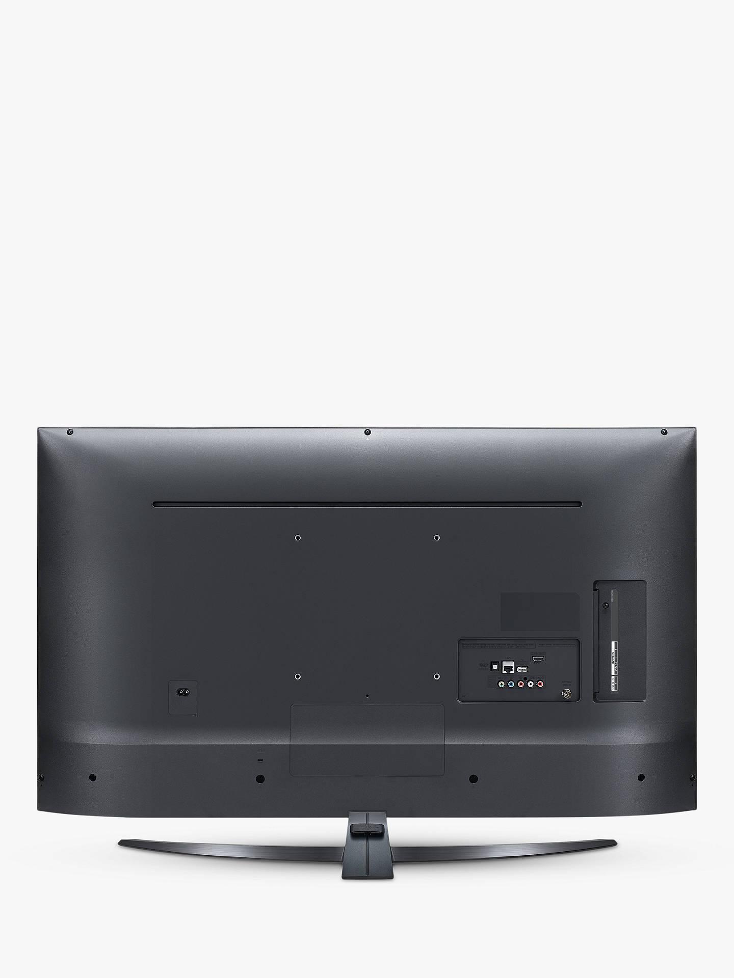 LG 49UM7400PLB (2019) LED HDR 4K Ultra HD Smart TV, 49