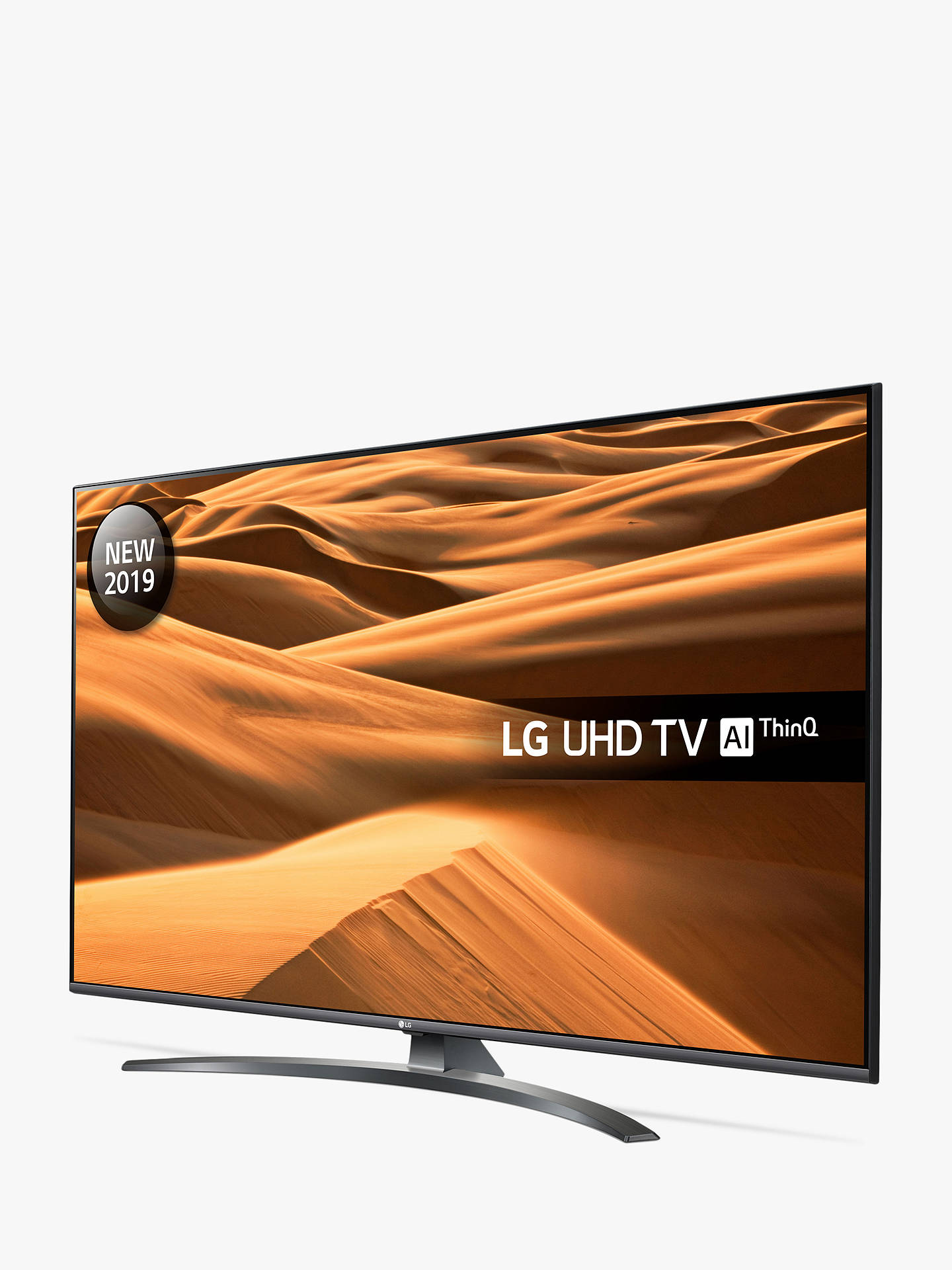 LG 55UM7660PLA (2019) LED HDR 4K Ultra HD Smart TV, 55