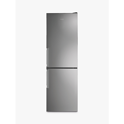 Hotpoint H5T811IMXH Freestanding Fridge Freezer, A+ Energy Rating, Stainless Steel