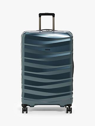 John Lewis & Partners Lugano 79cm 4-Wheel Large Case