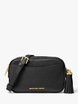 MICHAEL Michael Kors Pebbled Leather Convertible Camera Bag
