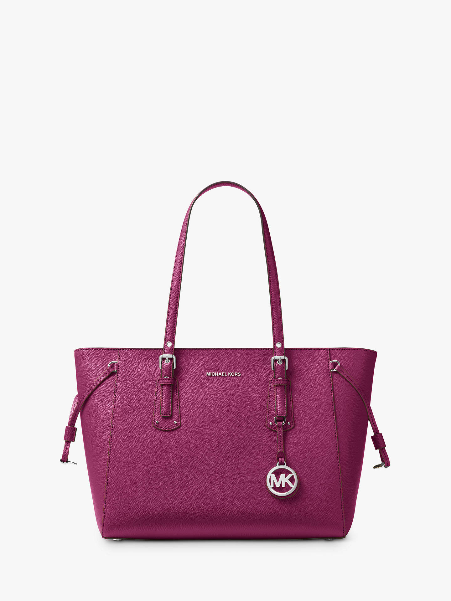 Michael Kors Voyager Leather