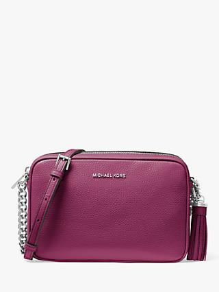 79050f42e25716 MICHAEL Michael Kors Crossbodies Leather Camera Bag