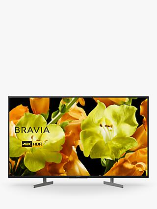 "Sony Bravia KD55XG8196 (2019) LED HDR 4K Ultra HD Smart Android TV, 55"" with Freeview HD & Youview, Black"