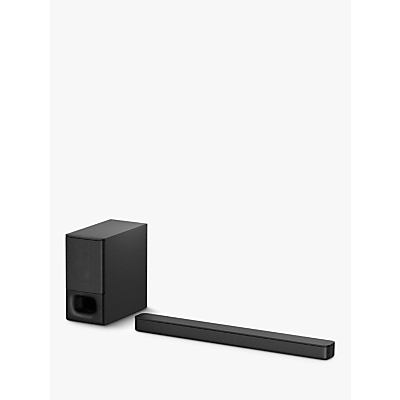 Image of Sony HT-SD35 Bluetooth Sound Bar with Wireless Subwoofer