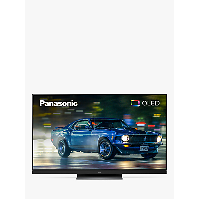 """Panasonic TX-55GZ1500B (2019) OLED HDR 4K Ultra HD Smart TV, 55"""" with Freeview Play & Dolby Atmos Sound Blade Speaker, Ultra HD Premium Certified, Graphite & Black"""