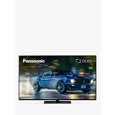 """Panasonic TX-55GZ950B (2019) OLED HDR 4K Ultra HD Smart TV, 55"""" with Freeview Play & Dolby Atmos, Ultra HD Premium Certified, Graphite & Black"""