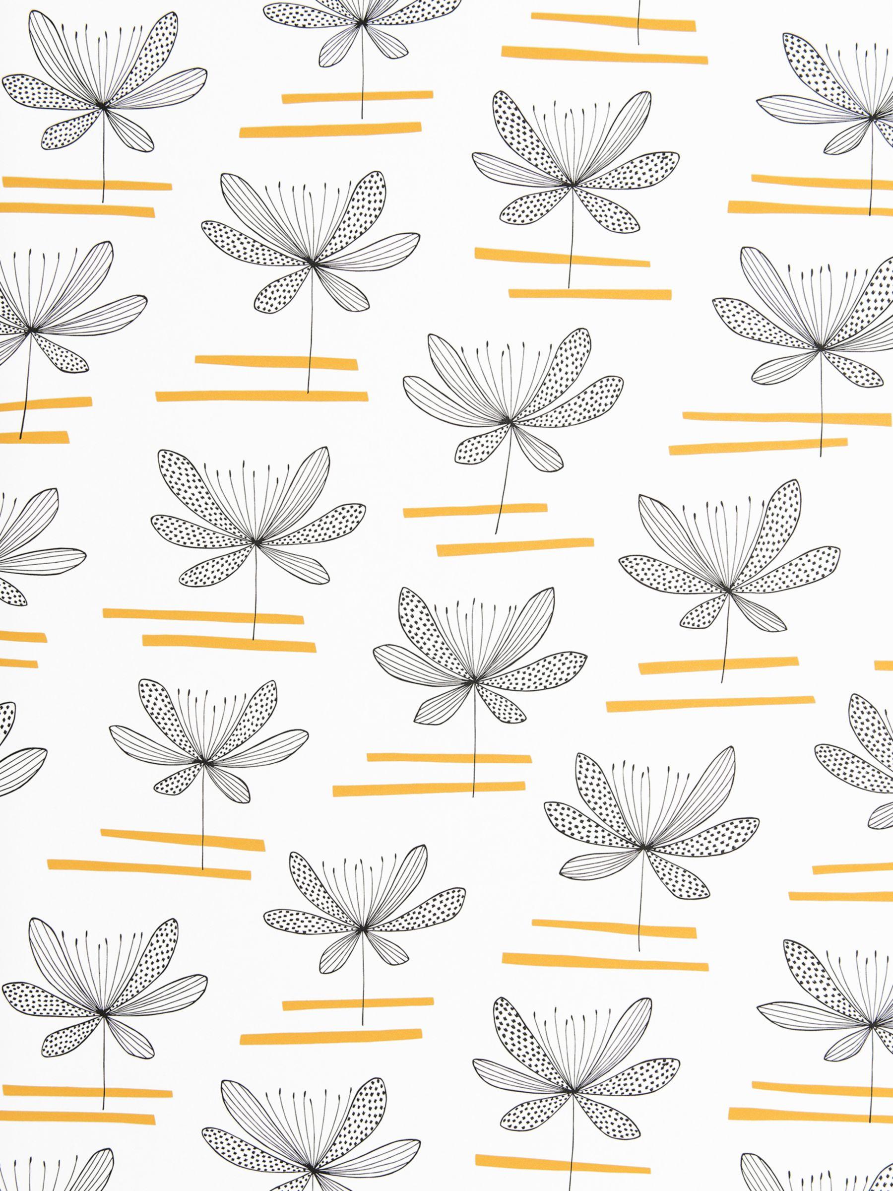 MissPrint MissPrint Water Lily Wallpaper