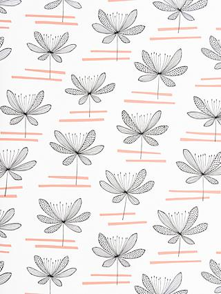 MissPrint Water Lily Wallpaper