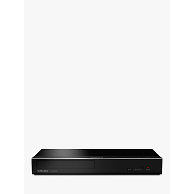 Image of Panasonic DP-UB450EB 3D 4K UHD HDR Blu-Ray/DVD Player with High Resolution Audio, Ultra HD Premium Certified