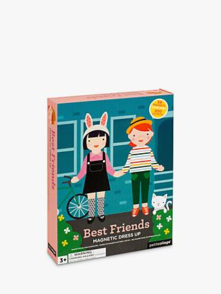 Petit Collage Best Friends Magnetic Dress Up Kit