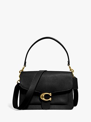Coach Tabby Large Leather Shoulder Bag