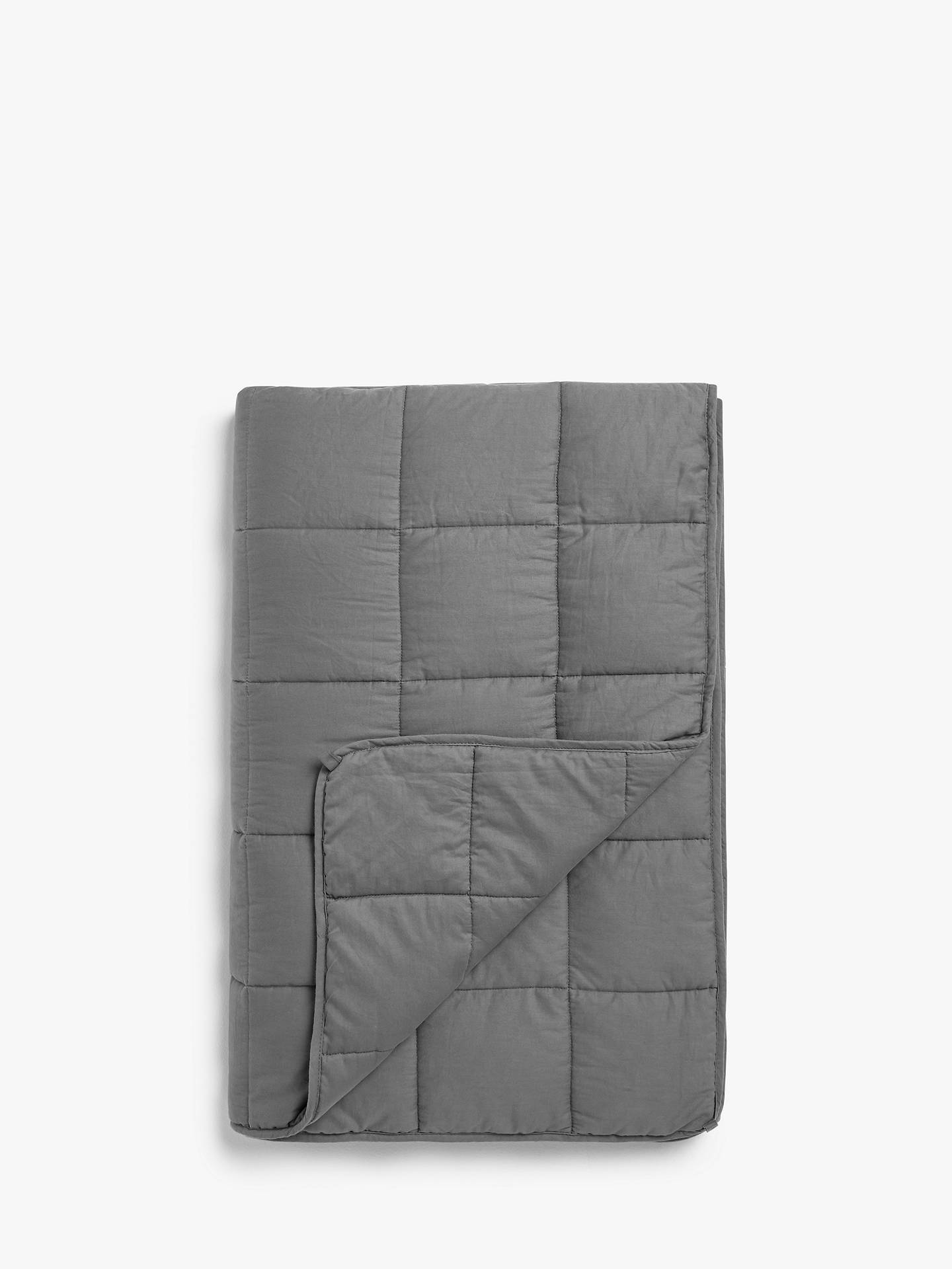Buy John Lewis & Partners Specialist Synthetic Weighted Blanket, 4.5kg Online at johnlewis.com