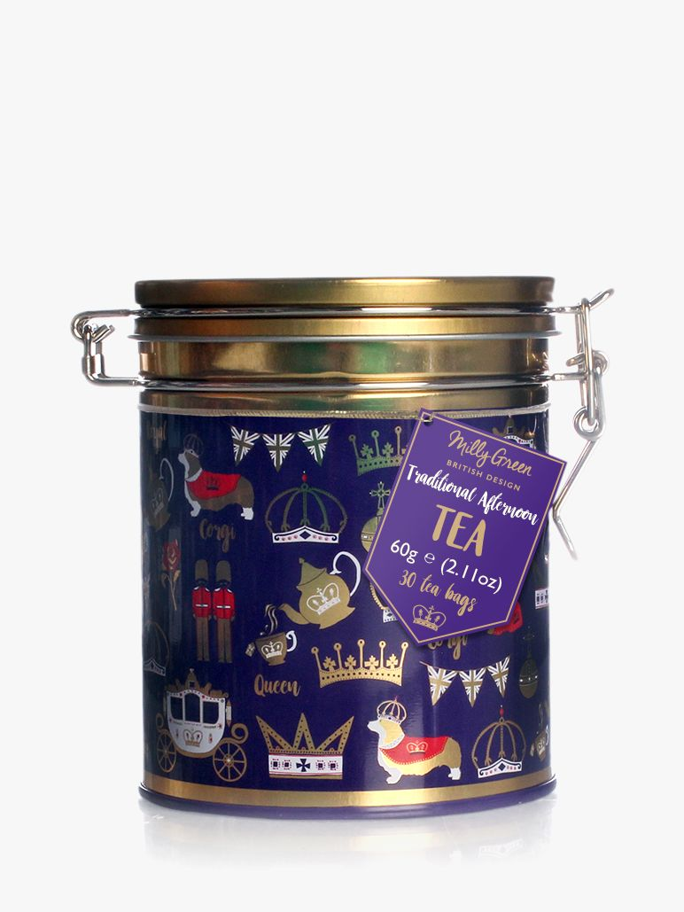 Milly Green Milly Green London Adventures Traditional Afternoon Tea, 60g