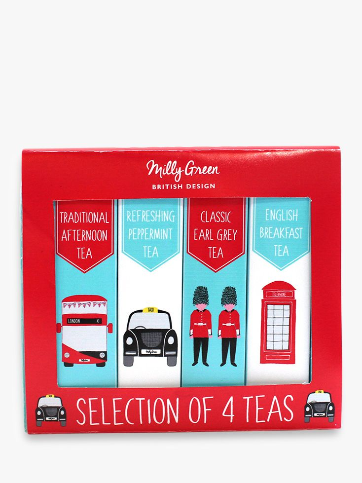 Milly Green Milly Green Tea Selection, 90g