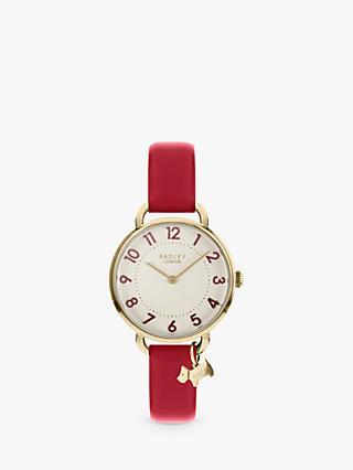 d80bf49f6d0 Radley RY2686 Women s Southwark Park Leather Strap Watch