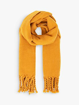 Powder Carolyn Scarf, Mustard