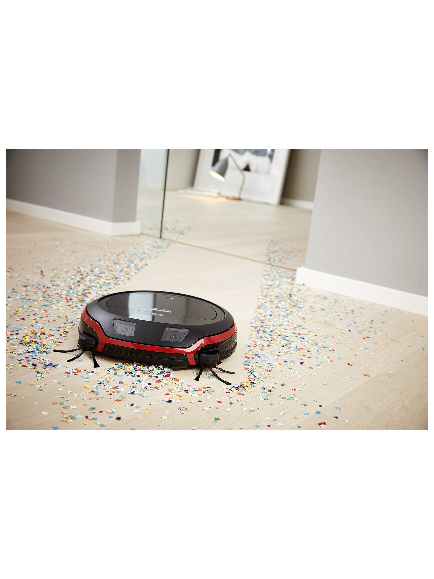 Buy Miele Scout RX2 SLQL0 00 Robot Vacuum Cleaner, Black Online at johnlewis.com