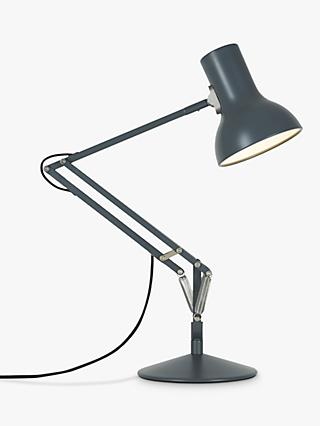 Anglepoise Type 75 Mini Desk Lamp, Slate Grey