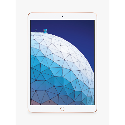 Image of 2019 Apple iPad Air 10.5, A12 Bionic, iOS, Wi-Fi, 256GB