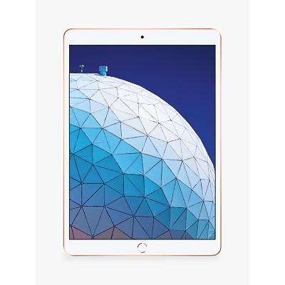 Image of 2019 Apple iPad Air 10.5, A12 Bionic, iOS, Wi-Fi, 64GB