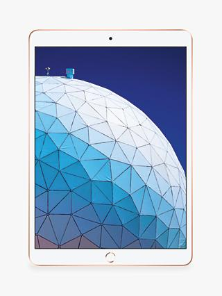 "2019 Apple iPad Air 10.5"", A12 Bionic, iOS, Wi-Fi, 64GB"